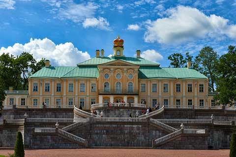 Museumsreservat Oranienbaum